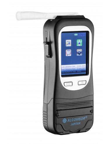 Alkomat Alcovisor Jupiter GPS z wbudowaną drukarką