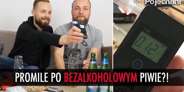 Czy można bezpiecznie prowadzić po bezalkoholowym piwie?