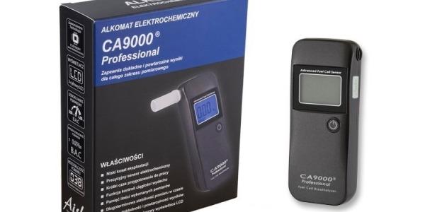 Jaki alkomat warto wybrać? Recenzja CA9000 Professional.